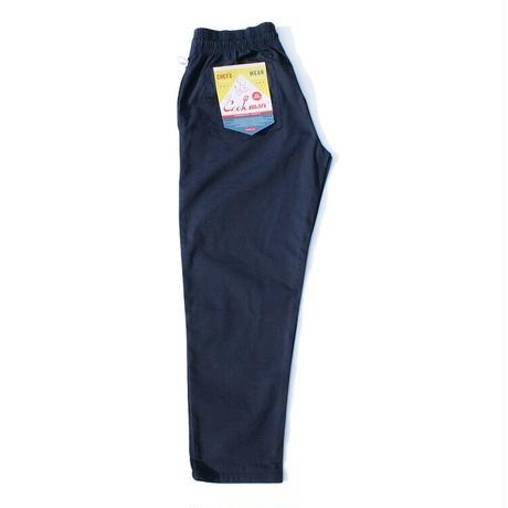 【COOKMAN】Chef Pants Ripstop Navy