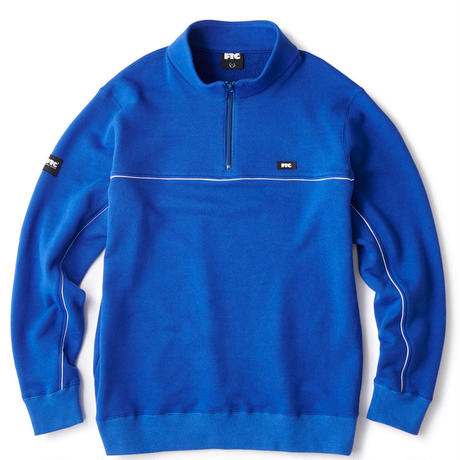 【FTC】PIPING HALF ZIP SWEATSHIRT