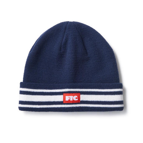【FTC】STRIPED CUFF BEANIE