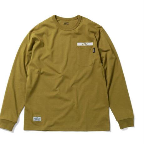 【LFYT】LFYT エルエフワイティー CORDURA MILITARY POCKET L/S TEE 長袖 Tシャツ