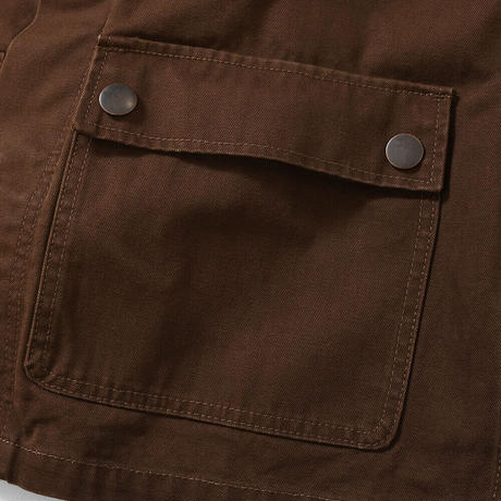 【LFYT】WORKERS DUCK COVERALL JACKET