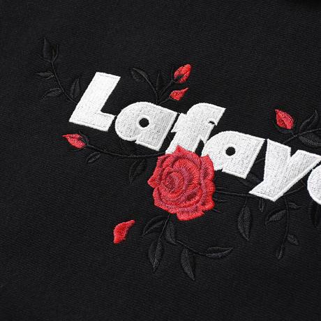 【LFYT】ROSE LOGO US COTTON HOODED SWEATSHIRT