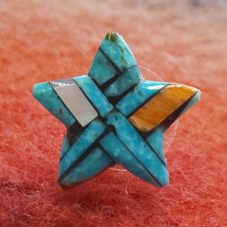 SANTO DOMINGO 『MOSAIC INLAY PIERCE(STAR)』