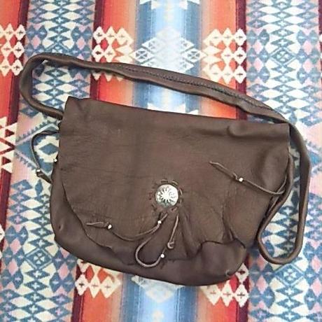 EARLY MORNING 『SHOULDER BAG (DEER)Mサイズ brown』