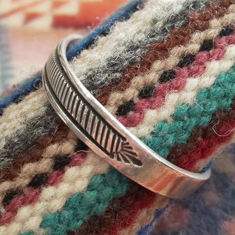 NAVAJO 『NARROW BANGLE (Bruce Morgan)』