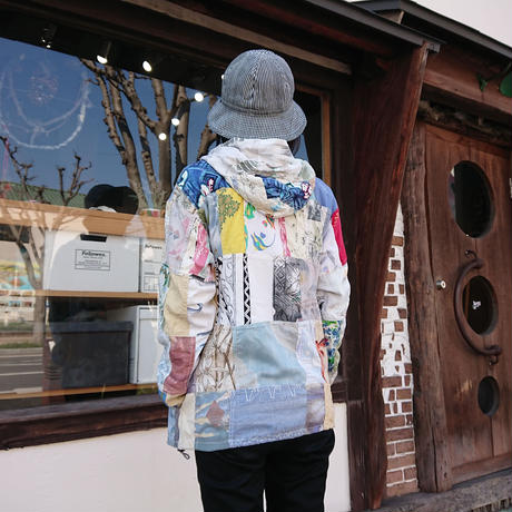 Nasngwam. 『RE:COUNTRY PARKA(ALOHA) Mサイズ』