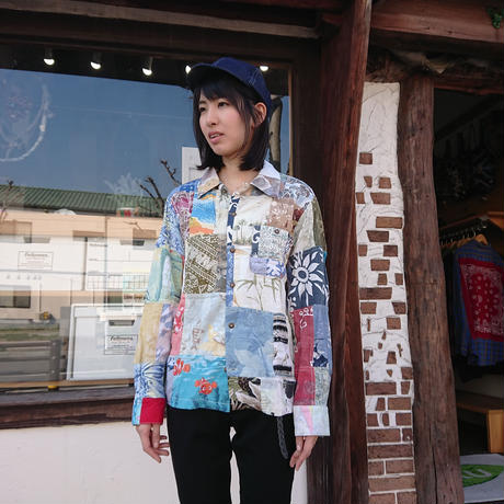 Nasngwam. 『RE:ALOHA L/S SHIRTS (Lサイズ)』