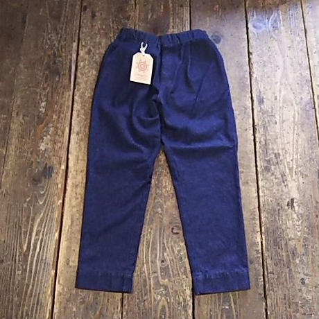 Nasngwam. 『GALLIANO PANTS  (DENIM&HICKORY)』