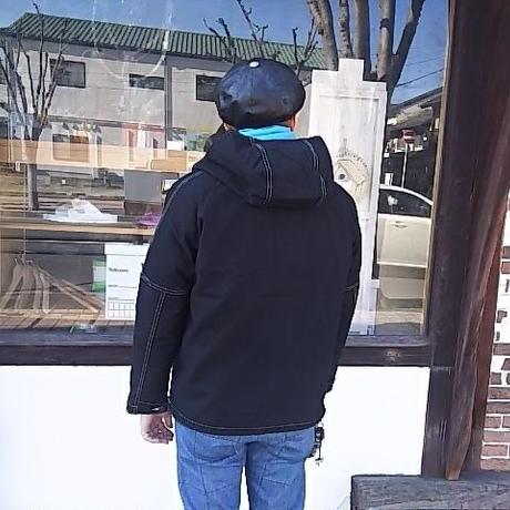 Nasngwam.×ionoi 『COUNTRY BEKA PARKA(BLACK)』