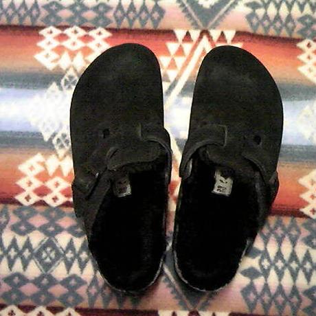 BIRKENSTOCK 『BOSTON FUR (BLACK) 35サイズ』