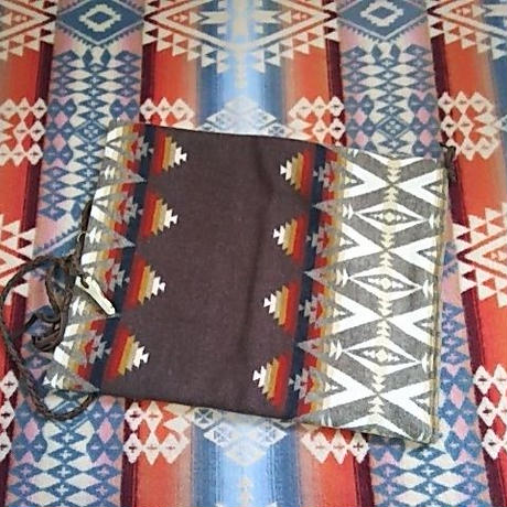 EARLY MORNING 『PENDLETON CLUTCH(BROWN PACIFIC)』