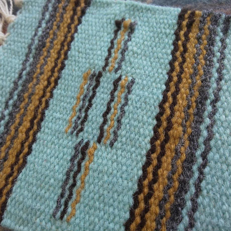 TRUJILLO'S 『RUG COASTER (Pattern)』