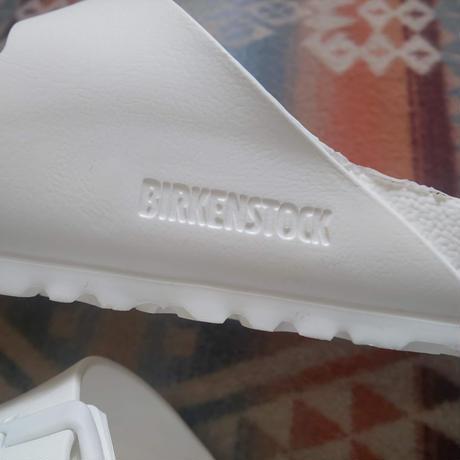 BIRKENSTOCK 『ARIZONA EVA (WHITE)』