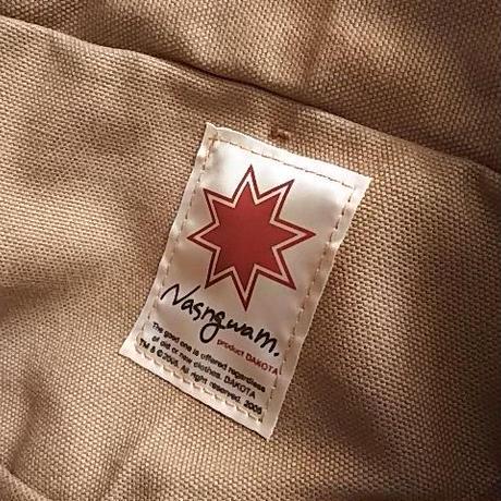 Nasngwam. 『DAILY WAIST BAG Mサイズ (ARMY) 』