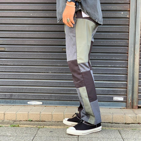 Nasngwam. 『VARIOUS PANTS(BLACK) Lサイズ』
