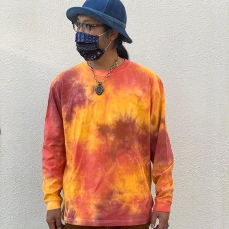 Nasngwam. 『EARTH L/S TEE(2COLOR)』