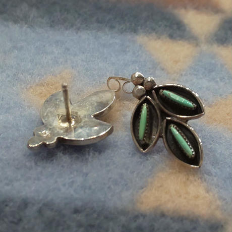NATIVE JEWELRY 『TURQUOISE PIERCE』