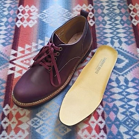 LABORER SHOES 『PLAIN TOE BOOTS(3COLOR)』
