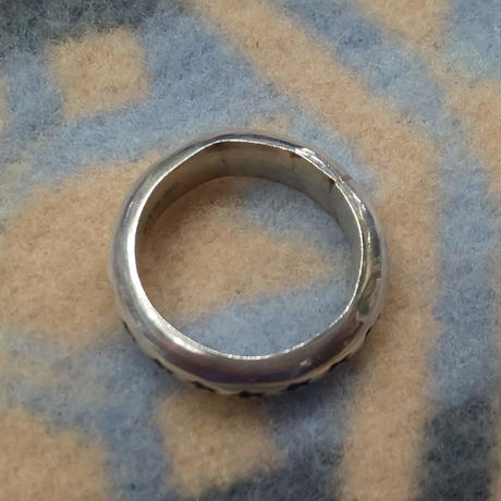 【SALE】 NAVAJO 『ROUND STAR RING (Sunshine Reeves) 23号』