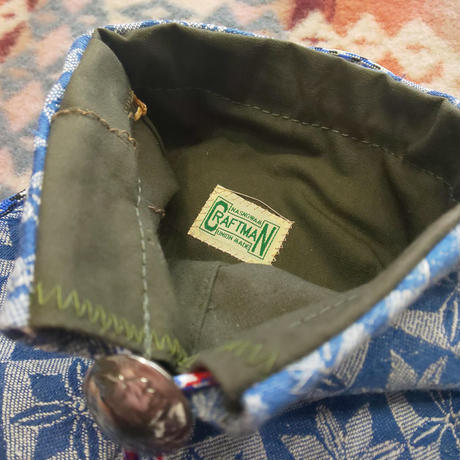 Nasngwam.×EARLY MORNING 『CONNECT POUCH(SWEDEN MATTRESS COVER)』