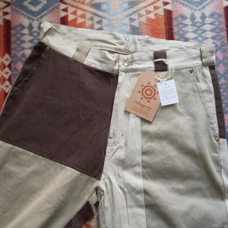 Nasngwam. 『VARIOUS PANTS(BEIGE) Lサイズ』