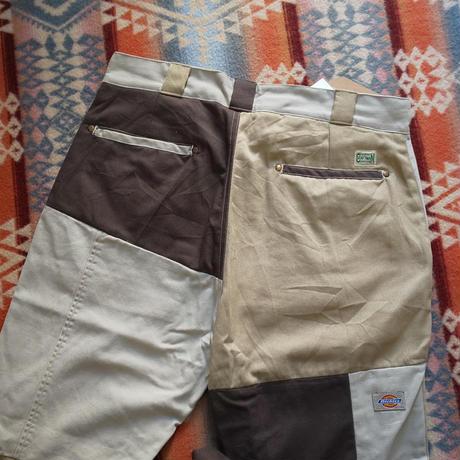 Nasngwam. 『VARIOUS PANTS(BEIGE) Mサイズ』
