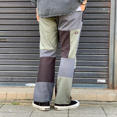 Nasngwam. 『VARIOUS PANTS(BLACK) Sサイズ』