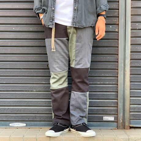 Nasngwam. 『VARIOUS PANTS(BLACK) Mサイズ』