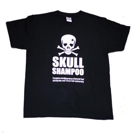 スカルシャンプーTシャツ2