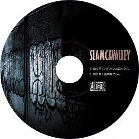 SLAM CAVALLEY 結成30周年記念マキシシングル