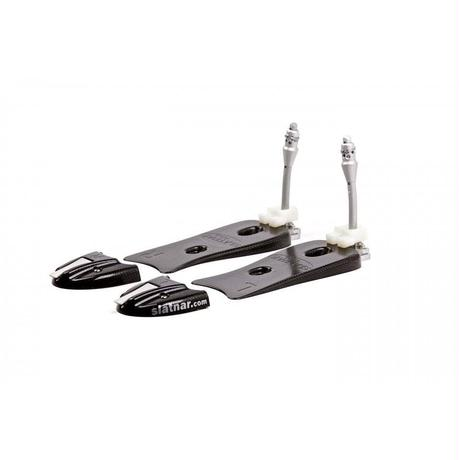 Bindings - EVO Long Set Silver