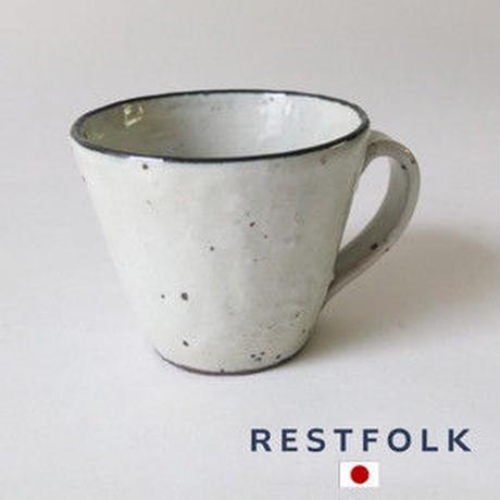 RESTFOLK セラミック リム マグカップ Made in Japan