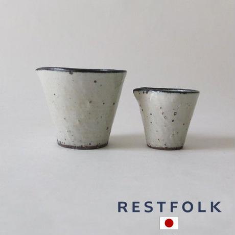 RESTFOLK セラミック リム ピッチャー(S)Made in Japan