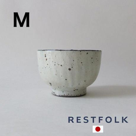 RESTFOLK セラミック リム ボウル(M)Made in Japan
