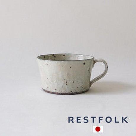 RESTFOLK セラミック リム スープカップ Made in Japan