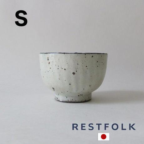 RESTFOLK セラミック リム ボウル(S)Made in Japan