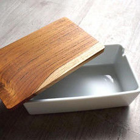 LOLO 木蓋バターケース 200g用