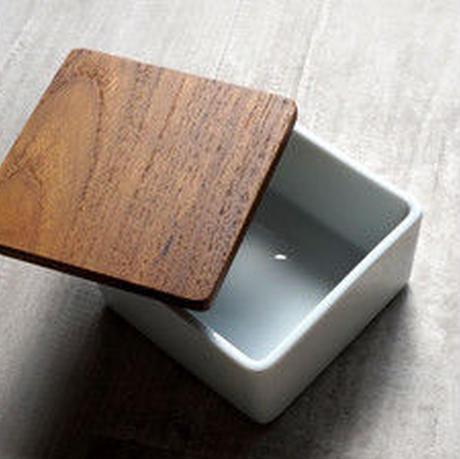 LOLO 木蓋バターケース ハーフ
