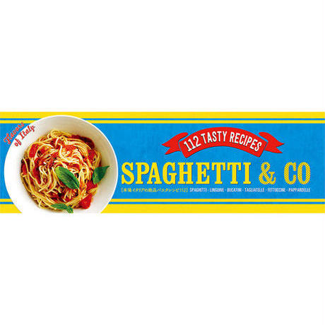 SPAGHETTI&CO パスタ レシピ本 料理 イタリア