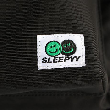 SLEEPYY DAYPACK BLACK