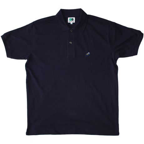 BED S/S POLO NAVY