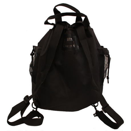 THANK YOU TAPE BACKPACK BLACK