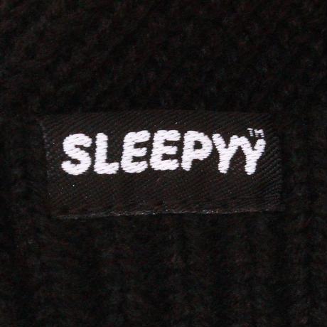 SLEEPYY LOW WATCH BLACK