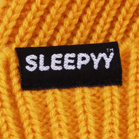 SLEEPYY LOW WATCH MUSTARD