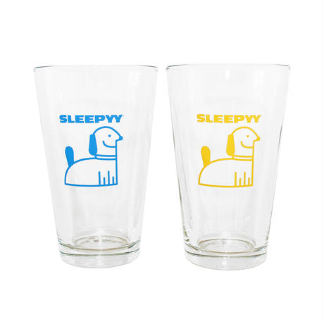 GOODBOY GLASS YELLOW