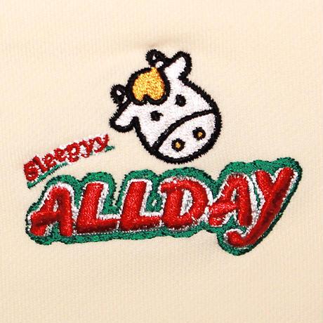 SLEEPYY ALLDAY CREWNECK CREAM