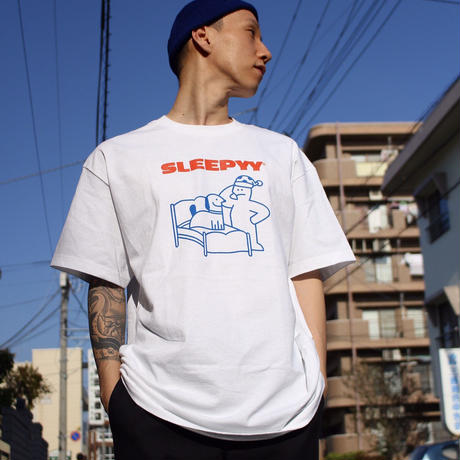 GOODBOY S/S TEE WHITE