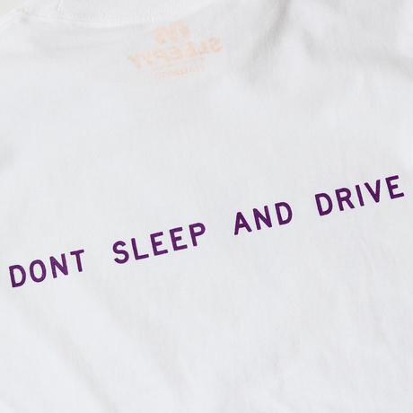 DRIVER  S/S TEE WHITE