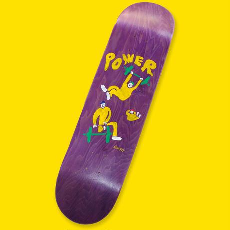 "POWER DECK 8"""