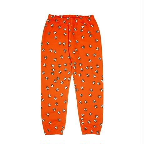 Fucking Awesome Flies Sweatpants - Orange